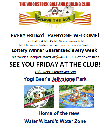 Week 12 - Jellystone Park